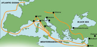 Route of the 3rd Crusade