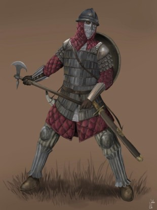 13th century Varangian Guard