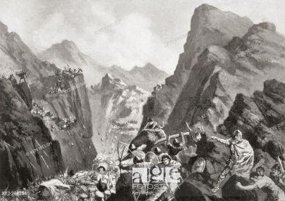 Ambush of Nikephoros I in Bulgaria, 811
