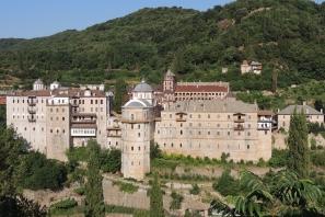 Mt. Athos monasteries