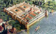Retirement Palace of Diocletian, Split, Croatia