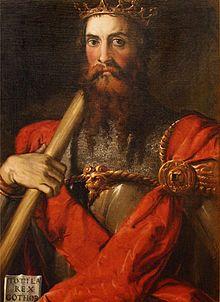 Totila, King of the Ostrogoths (541-552)