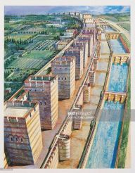 Kilometres long Land Walls of Theodosius II