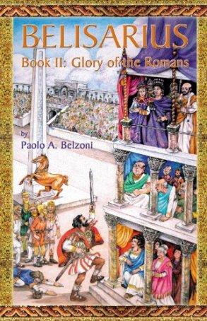 Belisarius' triumph in Constantinople, 534