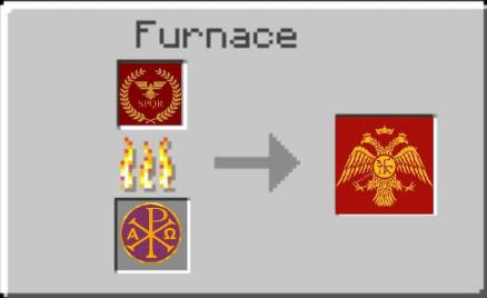 Elements that make up Byzantium