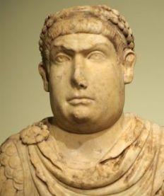 Magnentius, usurper Roman emperor in the west (r. 350-353)