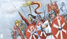 4th century Roman army