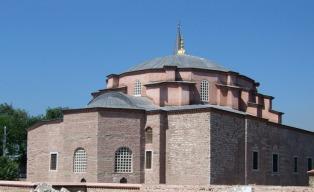 Little Hagia Sophia along the Marmara shore