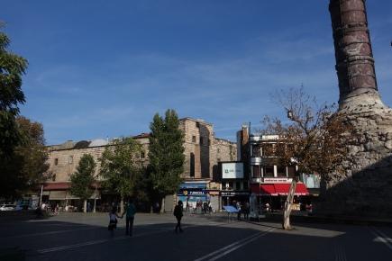 Forum of Constantine main square today