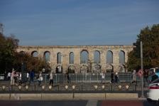 Aqueduct of Valens today