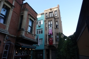 Houses in the Balat district