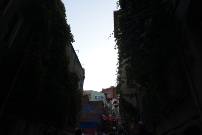 Street in the Fener district