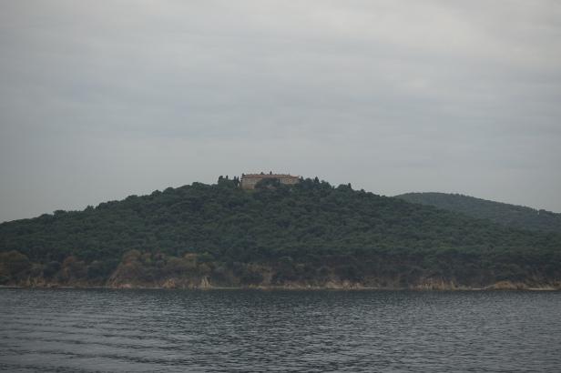 Heybeliada Island, Princes' Islands