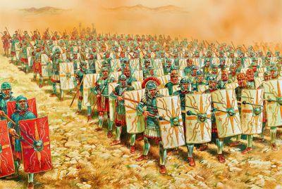 Imperial Roman legions