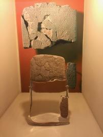 Treaty of Kadesh tablet