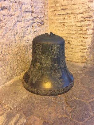 Hagia Sophia original bell