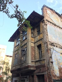 Wooden house in the Fener district