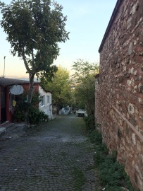 Fener district along the walls