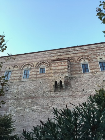 Palace of the Porphyrogennetos in Constantinople, named after Michael VIII's son Constantine