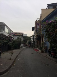 Street in Buyukada Island