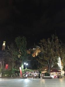 Hagia Sophia Square
