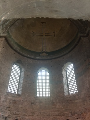 Byzantine Iconoclast church art