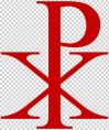 Chi-Rho, new symbol of the Roman Empire from the 4th century onwards