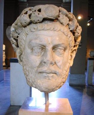 Emperor Diocletian (r. 284-305)