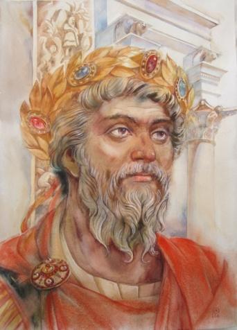 Septimius Severus, Roman emperor of African descent