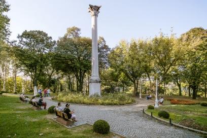 Column of the Goth in Gulhane Park