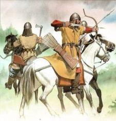 Avar army