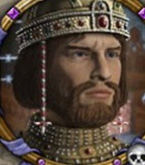 Emperor Anastasius II (r. 713-715), real name Artemios
