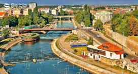 Nis, Serbia, birthplace of Constantine the Great