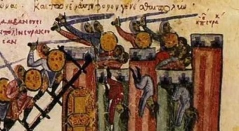 First Arab Siege of Constantinople, 674-678