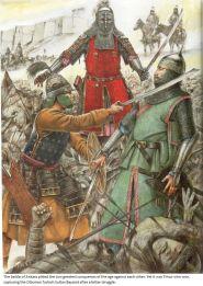 Ottomans vs Mongols at the Battle of Ankara, 1402