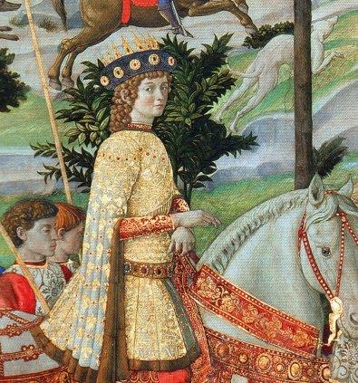 Demetrios II Palaiologos, Despot of Morea (1449-1460) and usurper empeor (1442/ 1448), son of Manuel II and Helena Dragaš