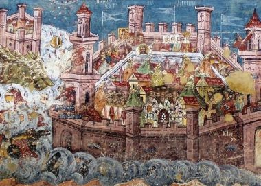 Siege of Constantinople, 626