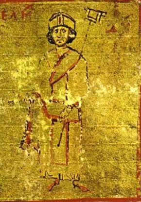 Michael VII Doukas (r. 1071-1078), son of Constantine X
