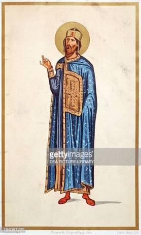 Emperor Leo VI the Wise (r. 886-912)