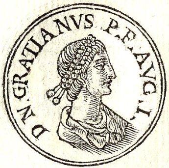 Gratian the Elder, father of Valentinian I and Gratian