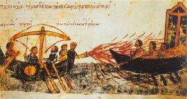 Greek Fire in the Madrid Skylitzes