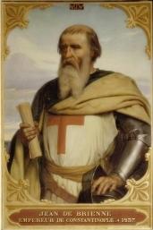 Jean de Brienne, regent Latin Emperor (r. 1229-1237)