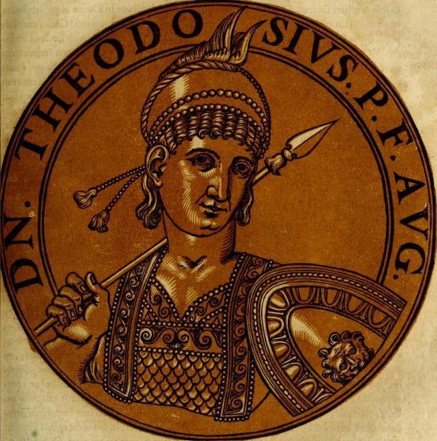 Emperor Theodosius III (r. 715-717)