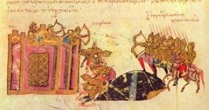 Leo Tornikios' 1047 Siege of Constantinople