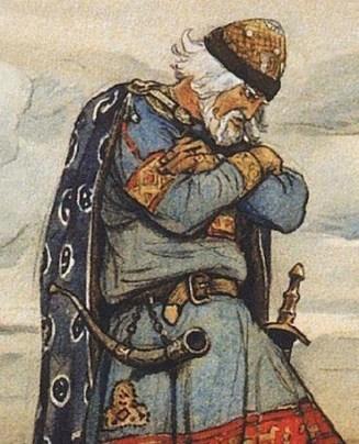Prince Oleg of Kiev (r. 879-912)