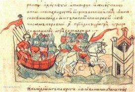 907 Rus Siege of Constantinople