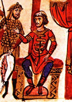 Khan Omurtag of Bulgaria (r. 814-831)