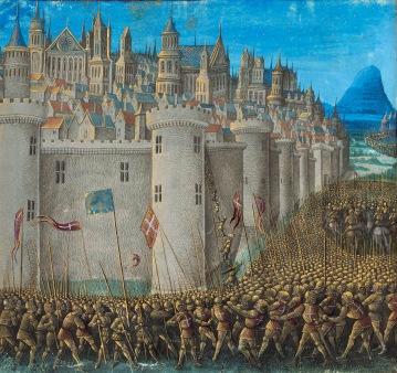 Antioch in the Crusader era (12th century)