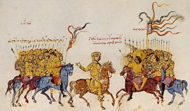 Rebellion of Thomas the Slav, 821-823