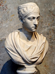 Empress Verina, wife of Leo I, of Thracian or Illyrian descent